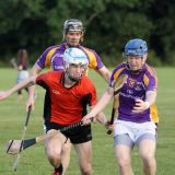 Good win for AHL4 Hurling Team agains St Johns