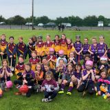 U9's zip down to Kildare