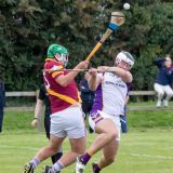Kilmacud Crokes AHL3 team  Win Promotion Playoff Away to St Maurs