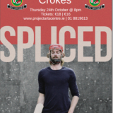 Spliced One Man Show at Kilmacud Crokes October 24th
