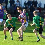 Minor A Footballers Championship Quarter Final V  Thomas davis