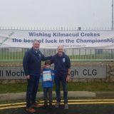 Dublin City Marathon - Best of luck to Kilmacud Crokes Mick Carolan