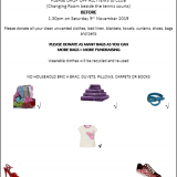 Kilmacud Crokwes Camogie Textile Recycling Drive