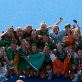 Congratulation Deirdre and all the Ladies Hockey Team !