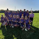 U13 Girls win Division 1 shield final