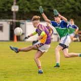 Kilmacud Crokes Under 16B  Versus St Catherines in Championship D Final