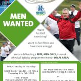 Men On the Move with Dun Laoghaire Rathdown Sports Partnership