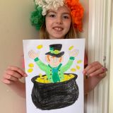 St Patrick's Day Drawing / Picture Competitiion