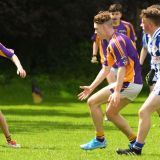 Minor E Football Championship 1st Round Game Kilmacud Crokes Versus Ballyboden Sunday July 19th