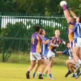 Intermediate Football Championship 1st round Kilmacud Crokes Versus Ballyboden