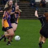 Ladies Football Junior B Championship Kilmacud Crokes Versus Portobello