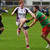 Junior 5 Adult Football Championship Kilmacud Crokes Versus Naomh Barrog