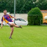 Junior4 Adult Football  Championship Kilmacud Crokes  V Erins Isle