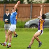 Minor D Football Championship  Kilmacud Crokes Versus Good Council