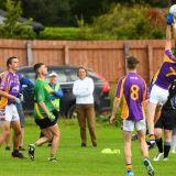 Minor E Football Championship Quarter Finals Kilmacud Crokes versus Thomas Davis