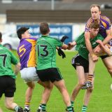 Intermediate All County Football Championship Quarter-final  Kilmacud Crokes Versus Lucan