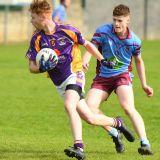 Junior 4 All County Football Championship Quarter final     Kilmacud Crokes V Naomh Olaf's