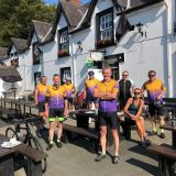 Check Out The New Kilmacud Crokes KCWHEELERS Cycling Jerseys