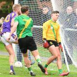 Intermediate  All County Football Championship Semi Final KIlmacud Crokes Versus Thomas Davis