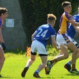 U15 Football A Championship Gp.2  Kilmacud Crokes Versus Skerries