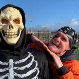 U11's Celebrate Halloween !!