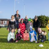 U8's & U9's Halloween Training Session