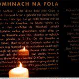 GAA Bloody Sunday Centenary Commemoration
