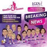 Ladies Football - Gaelic For Teens Programme 2021