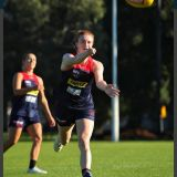 Lauren Magee makes AFLW debut