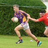 Go Ahead Adult Football League Division Eight South  Kilmacud Crokes Versus Stars Of Erin