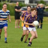 Go Ahead Adult Football League Division Four South  Kilmacud Crokes Versus Templeogue Synge Street