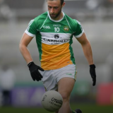 Offaly Secure Division 2 Football  Promotion - Kilmacud Crokes Star Shane Horan Plays His Part