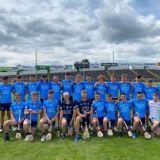 Kilmacud Crokes Representation on the 2021 Dublin Hurling Minor Squad