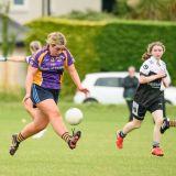 Ladies Football Go-Ahead Adult Cup Division 3b  Kilmacud Crokes Versus St Peregrines
