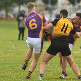 Go Ahead Adult Football League Division Four South   St Marks  Versus Kilmacud Crokes