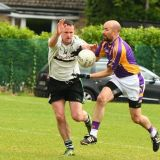 Go Ahead Adult Football League Division Six South  KIlmacud CRokes Versus Lucan