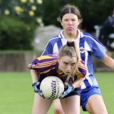 Under 18 League Division 1b - Kilmacud Crokes A Vs Ballyboden A July 2021