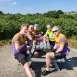 KCWheelers Fund Raising Cycle to Brittas Bay in Support of Laura Lynn