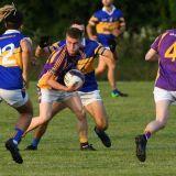 Go Ahead Adult Football League Division Four South   Kilmacud Crokes Versus Castleknock