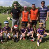 Under 8 Hurling Invitational Tournament Kilmacud Crokes V  Cuala