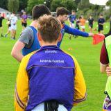 U14 & U15 Football Training  Guest Coaching Session