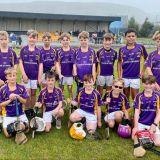 Under 11 Hurlers visit O'Donovan Rossa (Belfast) and Slaughtneil