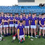 U16B HURLERS CLINCH DIVISION 5 PLAYOFF FINAL WITH SOLID WIN OVER SCOIL UI CHONAILL!