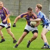 Go Ahead Junior 4 All County Football Championship Group 4  Kilmacud Crokes   V  Ballyboden