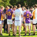 Go Ahead Junior 1 All County Football Championship Group 1  Kilmacud Crokes V  Peregrines