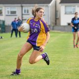 Ladies Football Under 15 Feile Championship Division 1 Knock Out Stages  Kilmacud Crokes Versus Judes