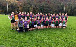 U14's A Team Travel To Cork