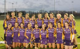 Minor A Camogie V Ballyboden - Championship Final