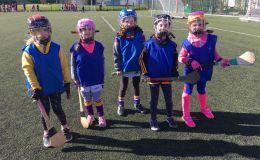 Nursery Girls Attend Their First Cuala Blitz