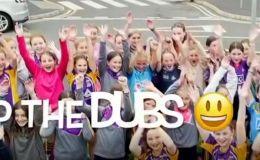 Under 12's wish the Crokes Senior players representing Dublin good luck!!